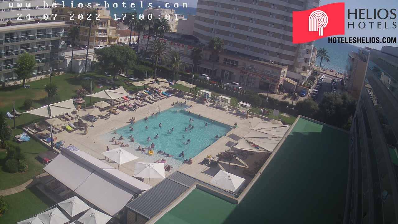 Webcam Helios Hotel